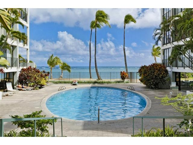 Kahala Beach 4999 Avenue Unit 228