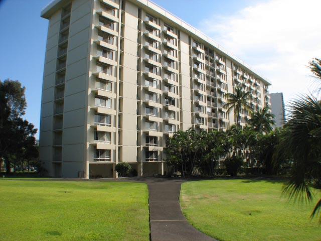 Queen Emma Gardens 1511 Nuuanu Avenue Unit 327