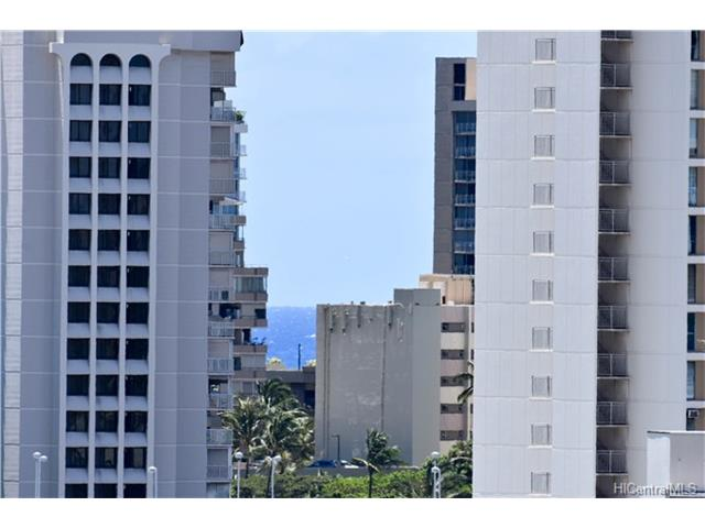 Banyan Tree Plaza 1212 Punahou Street  Unit 808