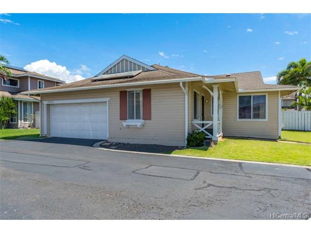Kapolei Kekuilani Homes For Sale