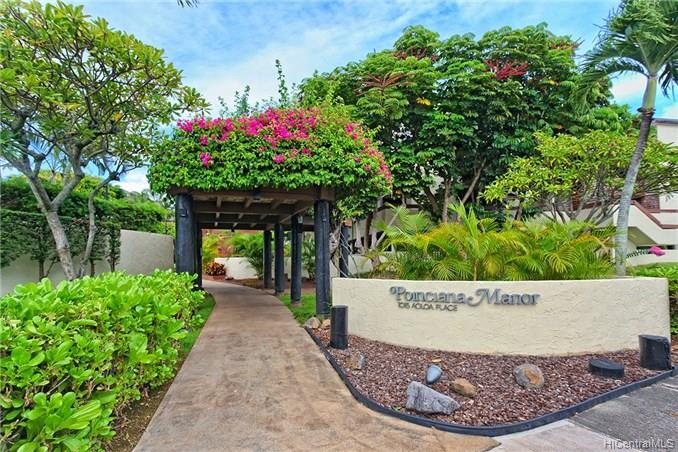 Poinciana Manor 1015 Aoloa Place  Unit 423