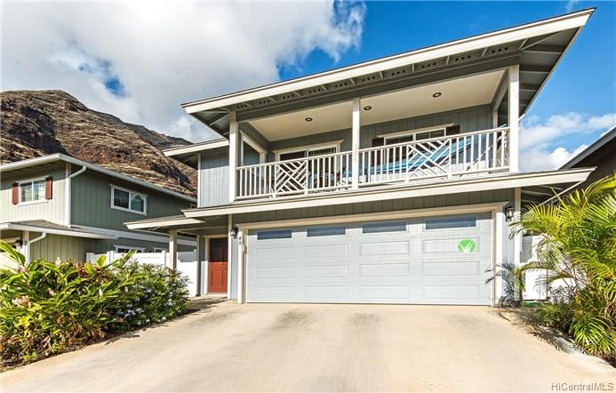 Makaha Oceanview Estates For Sale