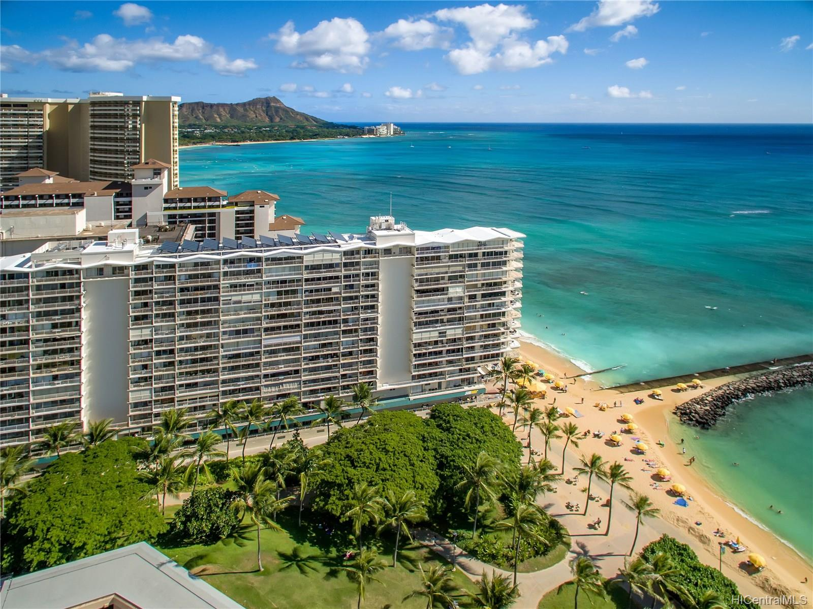 Waikiki Shore 2161 Kalia Road  Unit 1100