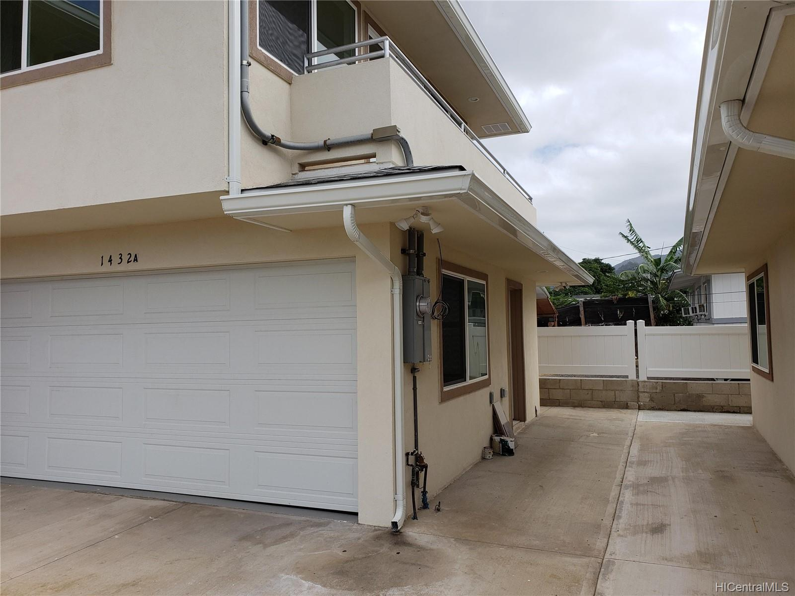 1432 Pua Lane Unit A Honolulu HI 96817- Single Family listed