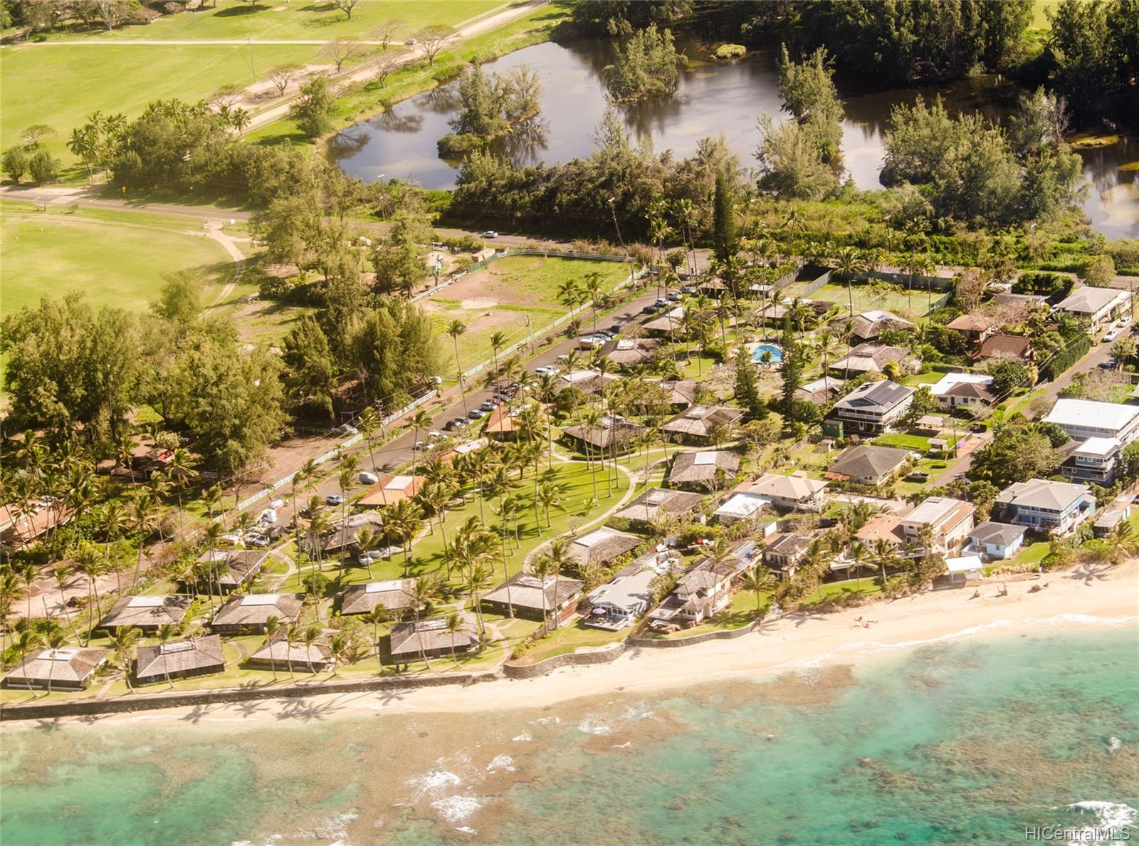 Mokuleia Beach Colony 68-615 Farrington Highway  Unit 3A