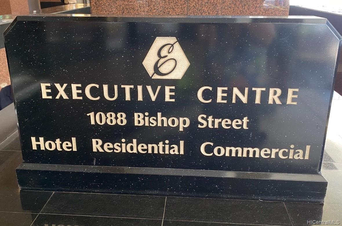 Executive Centre 1088 Bishop Street  Unit 1223