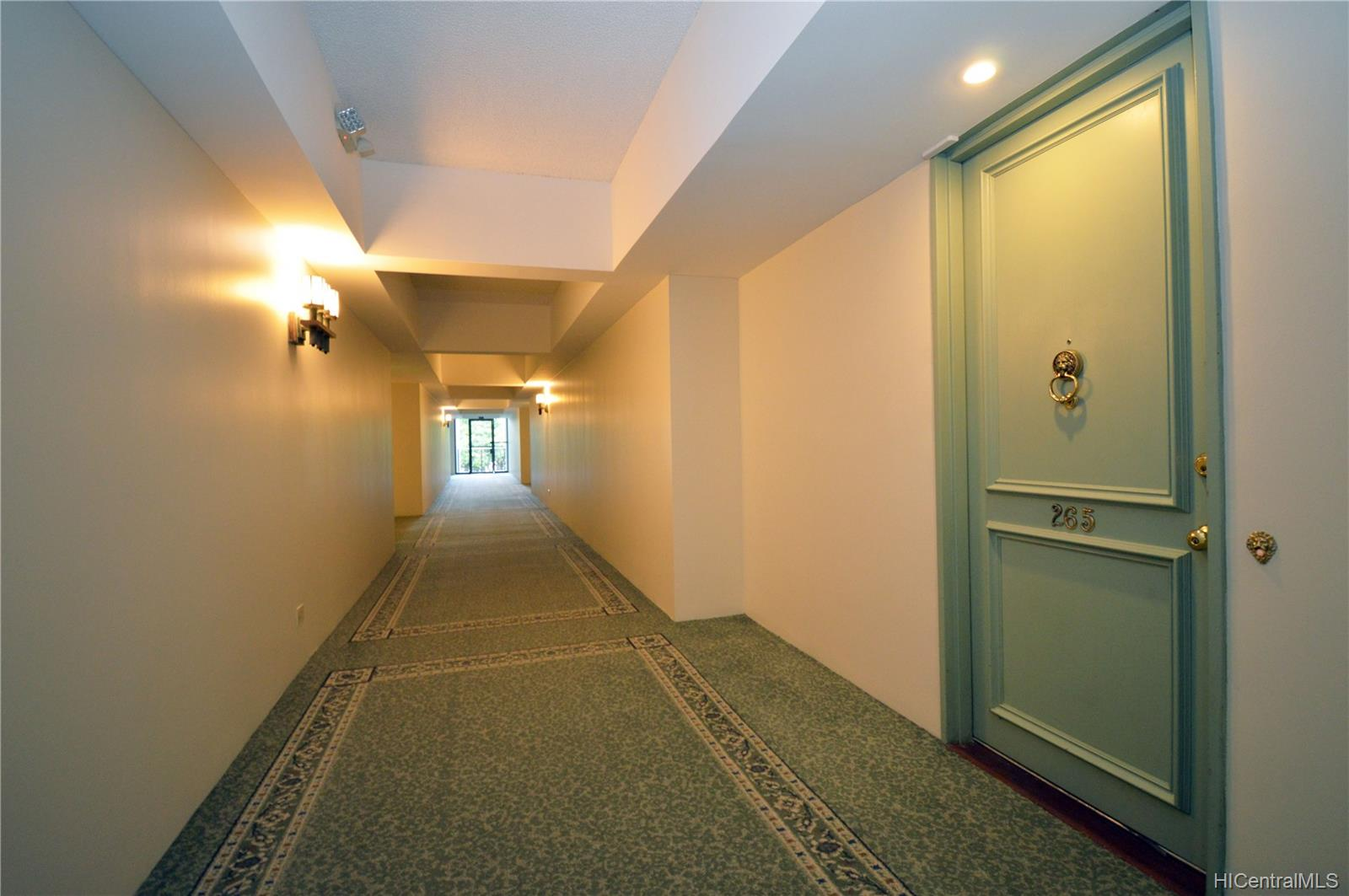 Kahala Beach 4999 Kahala Avenue  Unit 265